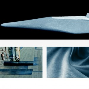 The high-performance shaping tooth of felting needles