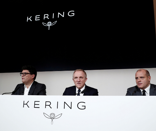 Kering's benefaction towards the support of Australian fire fight