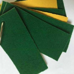 Emery Fillets for Roller Coverings