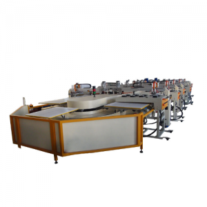 Circular Screen Printing Machines