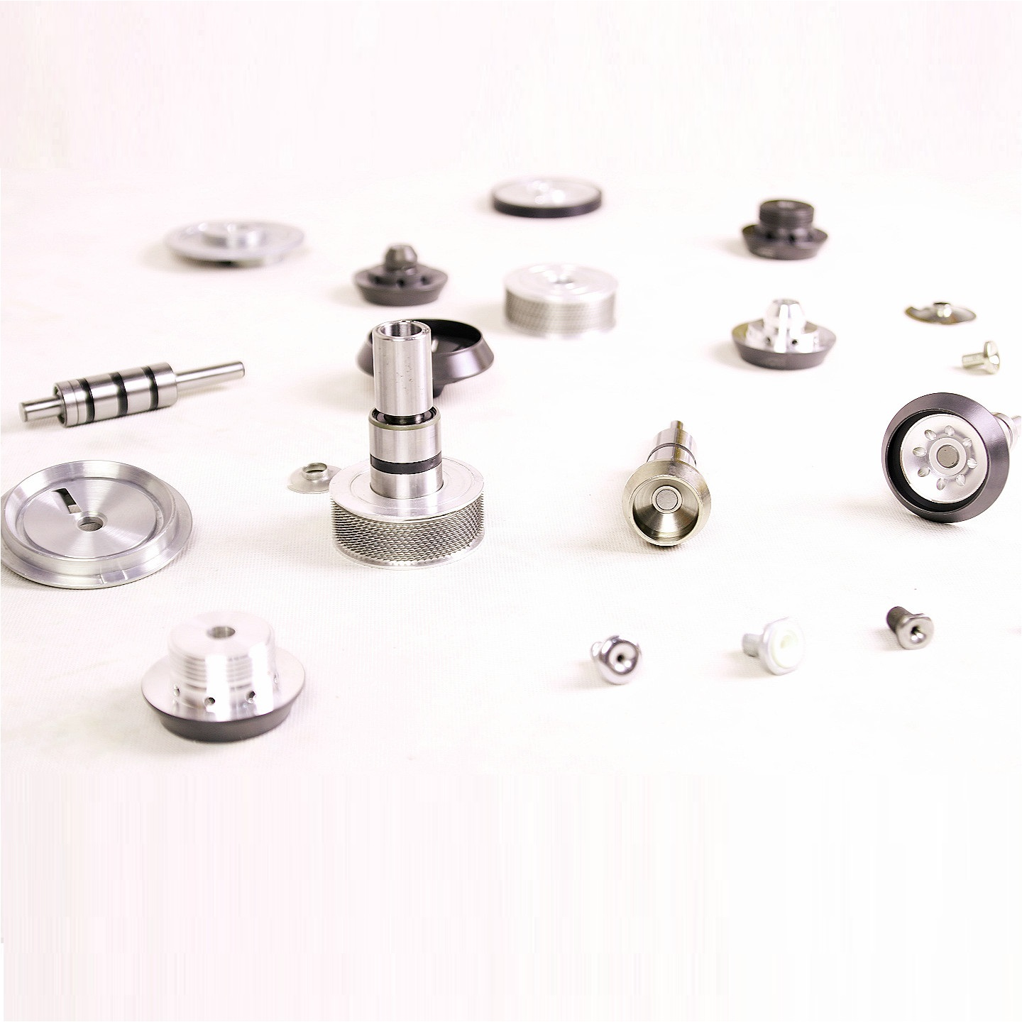 Different Open End Accessries For OE Spinning Machines Featured Image