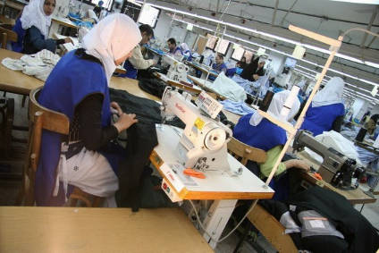 Egypt textile sector hit by recession and closures
