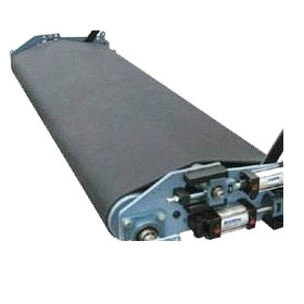 Rubber and Felt conveyor for Polishing machine