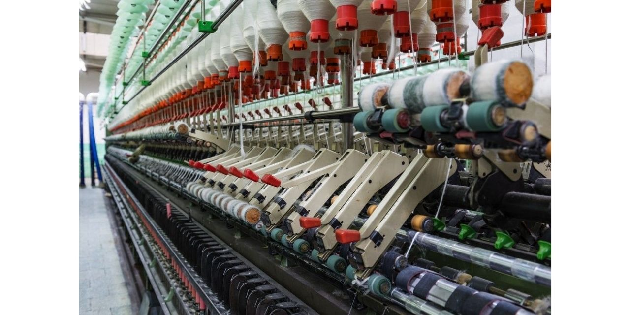 PAKISTAN'S TEXTILE INDUSTRY IS A MACRO SWEEP