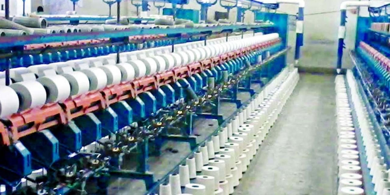 PAKISTAN'S TEXTILE INDUSTRY EXPORTED $1.49 BILLION IN JULY