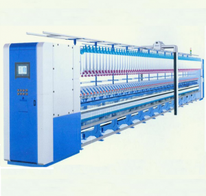 Automatic Ring Spinning Frame