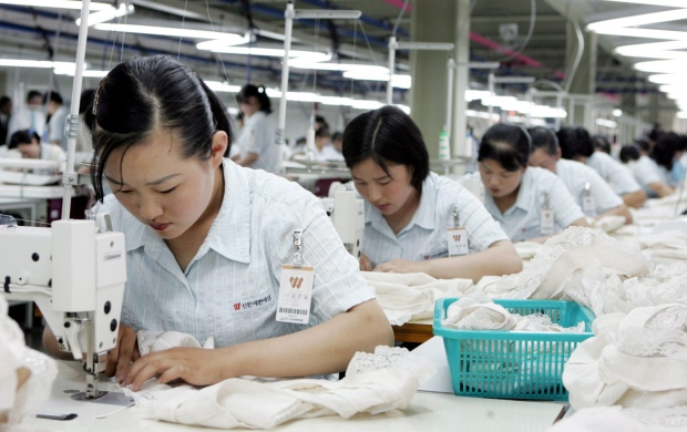 Myanmar becoming strong in global apparel business