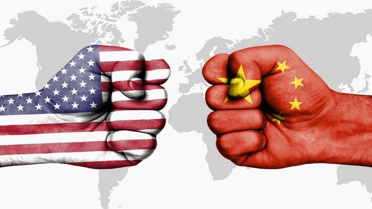 How trade war between China and the USA affect the textile industry in both countries?