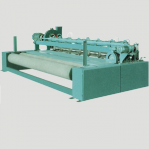 Textile Non- Woven Machines- Cutting & Coiling